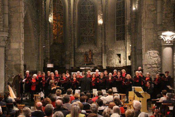 LA ROCHE SUR FORON - Messe des pêcheurs de Villerville - Messager/Fauré